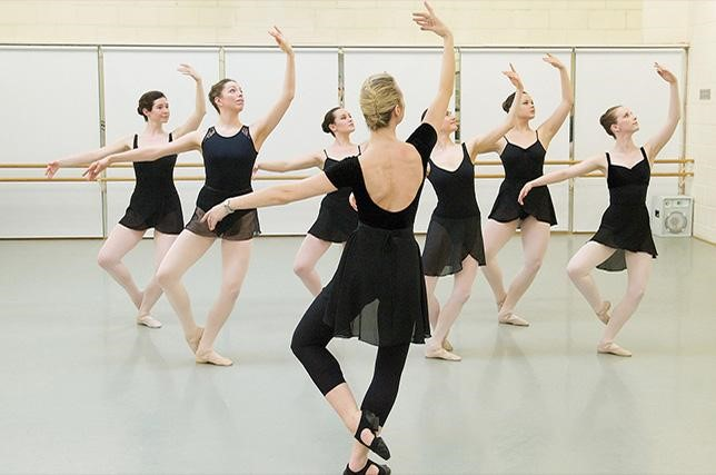 Classical Ballet Non Syllabus Classes